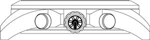 Hummer HM1004-side