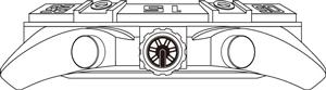 Hummer HM1009-side