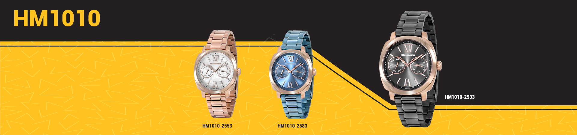 Hummer Watch Collection HM1010