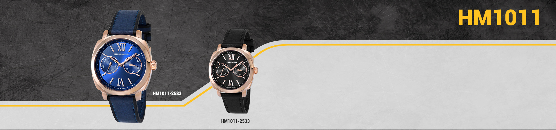 Hummer Watch Collection HM1011