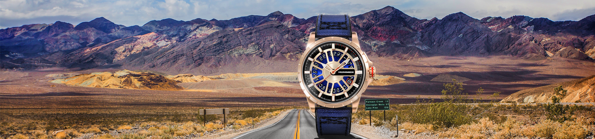 Hummer Watch Collection HM1014-1532